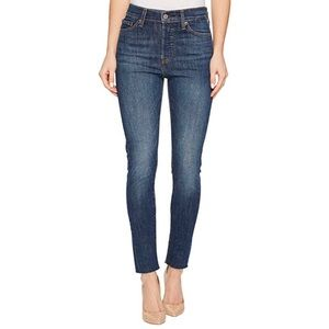 Levi's Wedgie Skinny Jean in Wedgie from the Block
